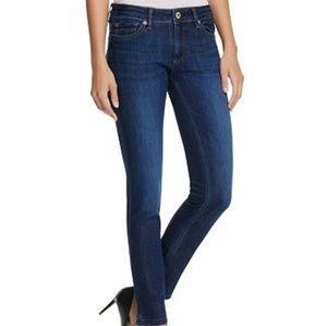 DL1961 Angel Mid Rise Skinny Jean Size 28